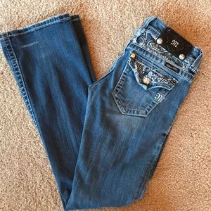 Miss Me Bootcut size 26